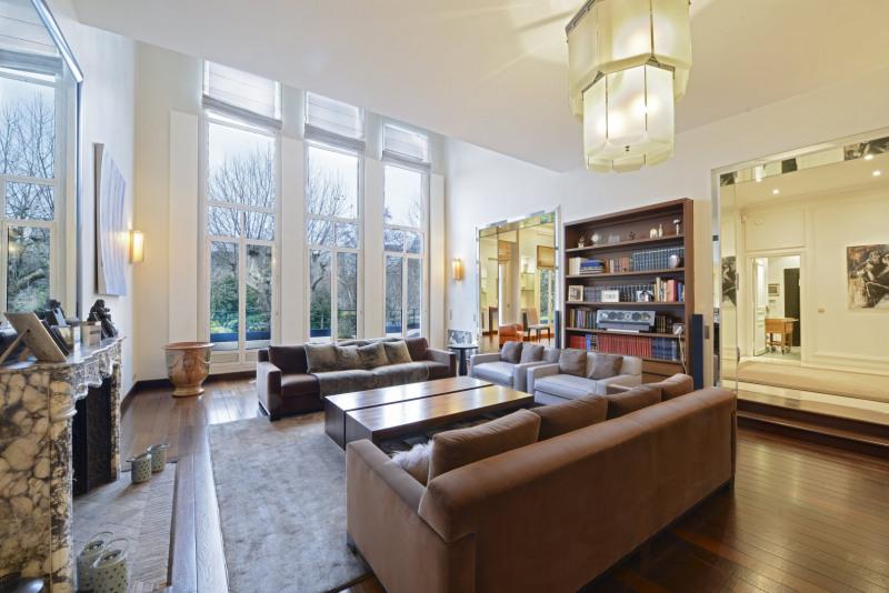 Verkoop van prestige  herenhuis Neuilly-sur-seine 6950000€ - Foto 1