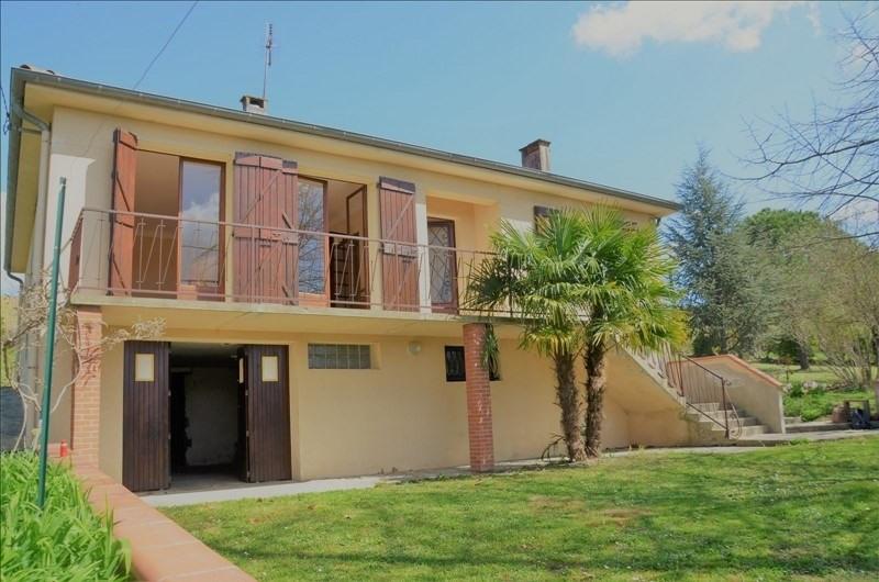 Vente maison / villa Caraman (5 mn) 237000€ - Photo 1