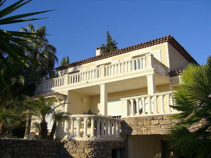 Престижная продажа дом Le golfe juan 1690000€ - Фото 1
