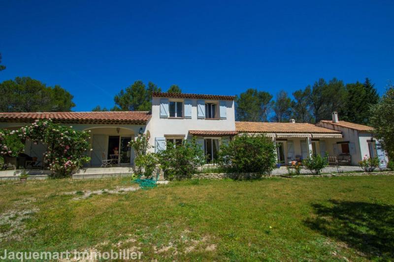 Venta de prestigio  casa Lambesc 877000€ - Fotografía 2