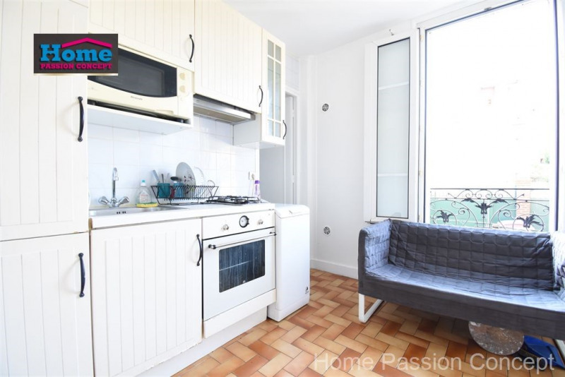 Vente appartement Asnieres sur seine 147 000€ - Photo 4