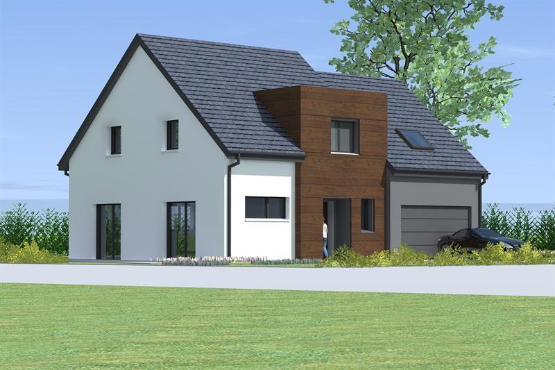 Maison  5 pièces + Terrain 500 m² Volgelsheim (68600) par MAISONS NEO