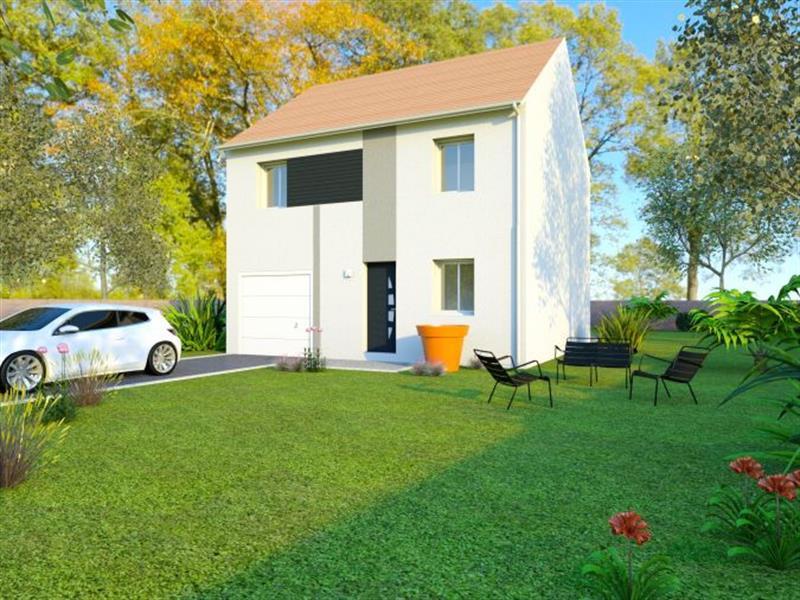 Maison  6 pièces + Terrain 350 m² Limay par MAISONS SESAME