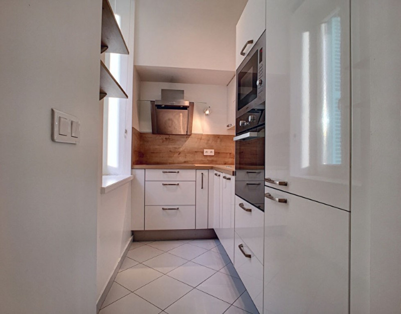 Sale apartment Menton 220000€ - Picture 2