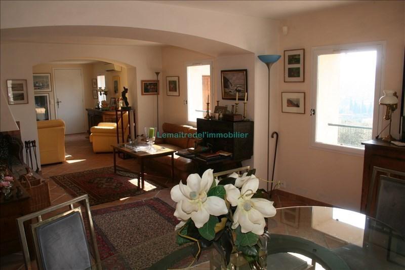 Vente de prestige maison / villa Le tignet 890000€ - Photo 5
