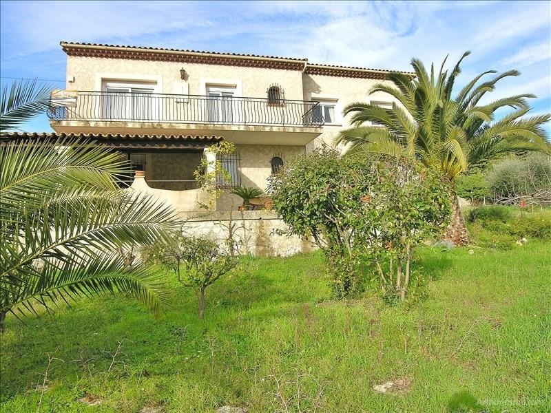 Deluxe sale house / villa Vallauris 690000€ - Picture 3