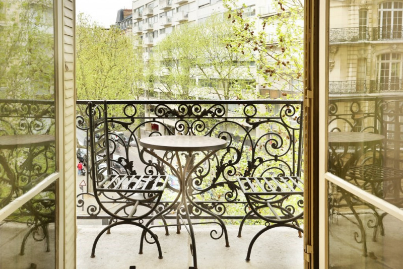 Vente de prestige appartement Paris 16ème 5460000€ - Photo 2