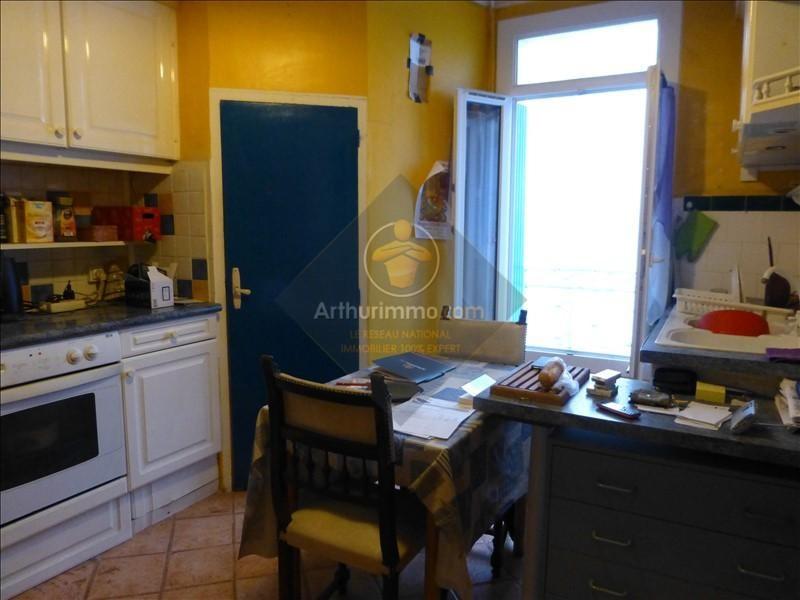 Sale apartment Sete 57000€ - Picture 1