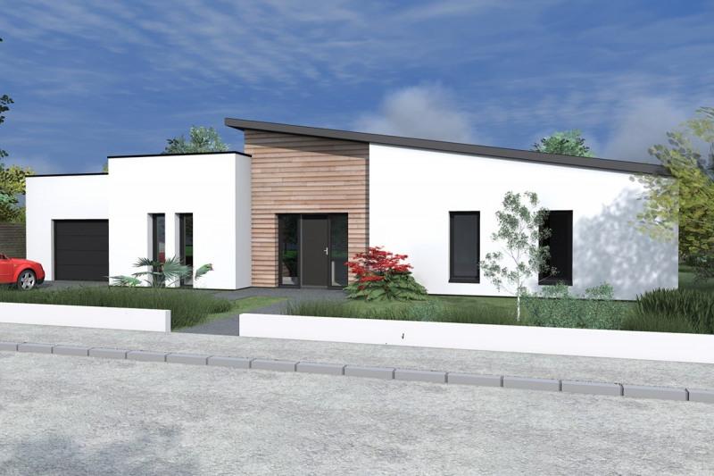 Maison  5 pièces + Terrain 609 m² Saint-Martin-des-Tilleuls par ALLIANCE CONSTRUCTION LES HERBIERS