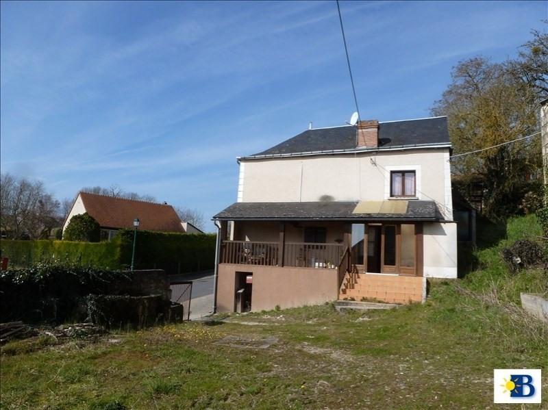 Vente maison / villa Vaux sur vienne 55000€ - Photo 1