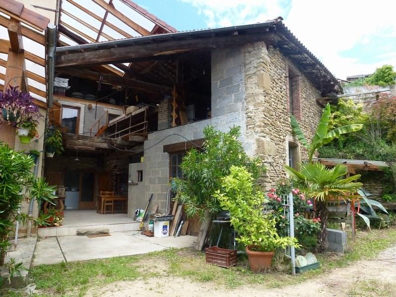 Vente maison / villa Chateauneuf de galaure 212000€ - Photo 2