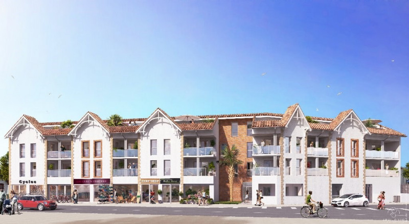 Vente appartement Lacanau ocean 138000€ - Photo 1