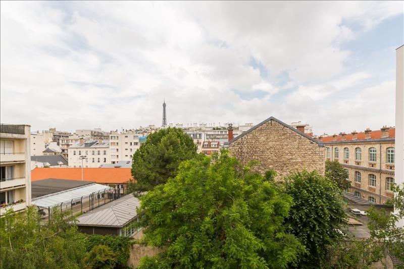 Venta  apartamento Paris 15ème 650000€ - Fotografía 5