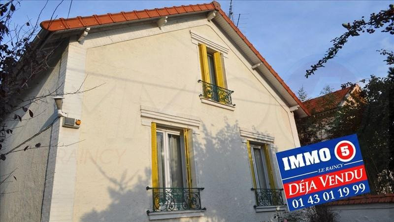 Vente maison / villa Villemomble 296 000€ - Photo 1