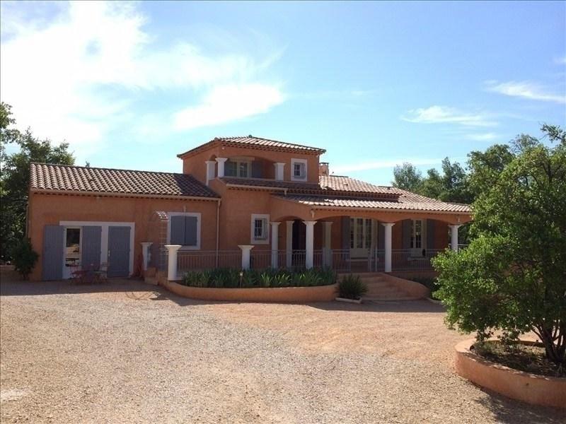 Sale house / villa St maximin la ste baume 527000€ - Picture 1