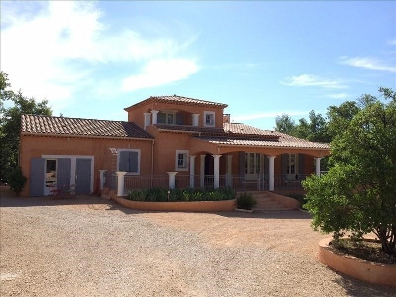 Vente maison / villa St maximin la ste baume 527000€ - Photo 1