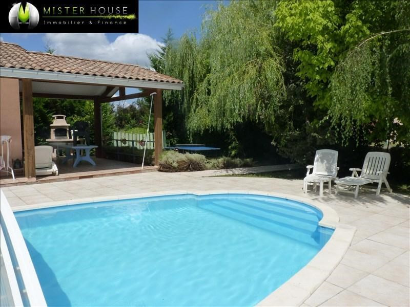 Vendita casa Montech 313000€ - Fotografia 8