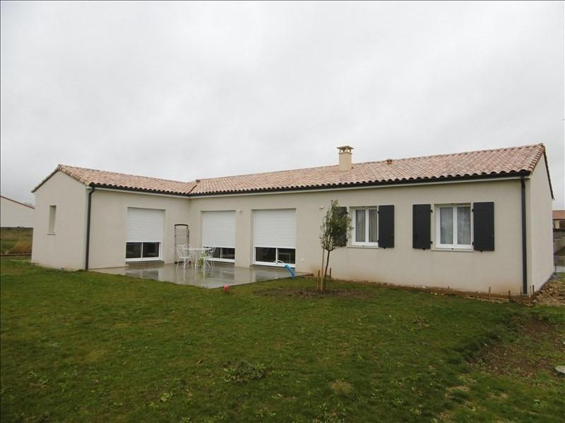 Vente maison / villa Villiers en plaine 245000€ - Photo 1