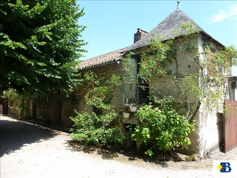 Vente maison / villa Naintre 233200€ - Photo 3