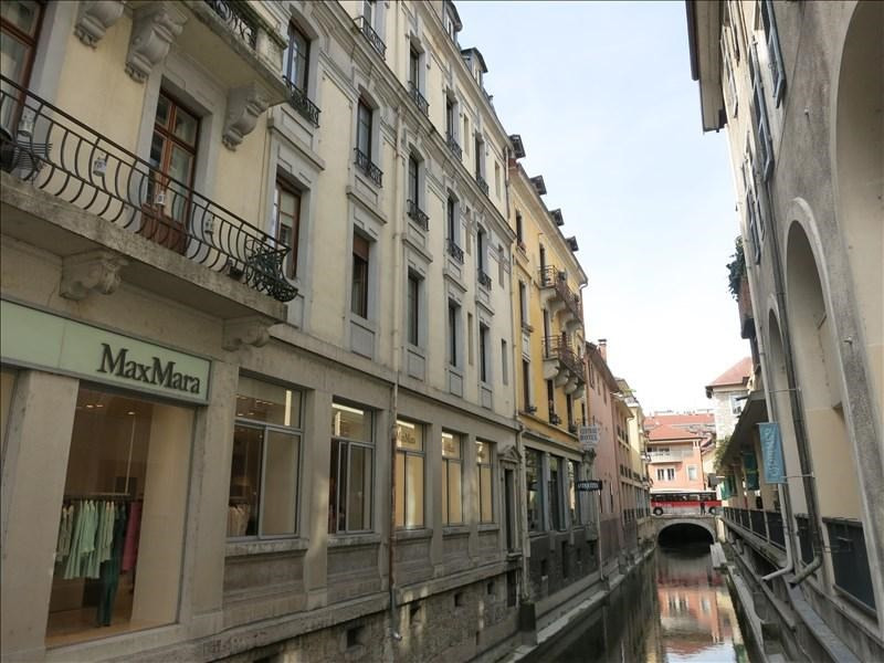 Vente appartement Annecy 535 000€ - Photo 1