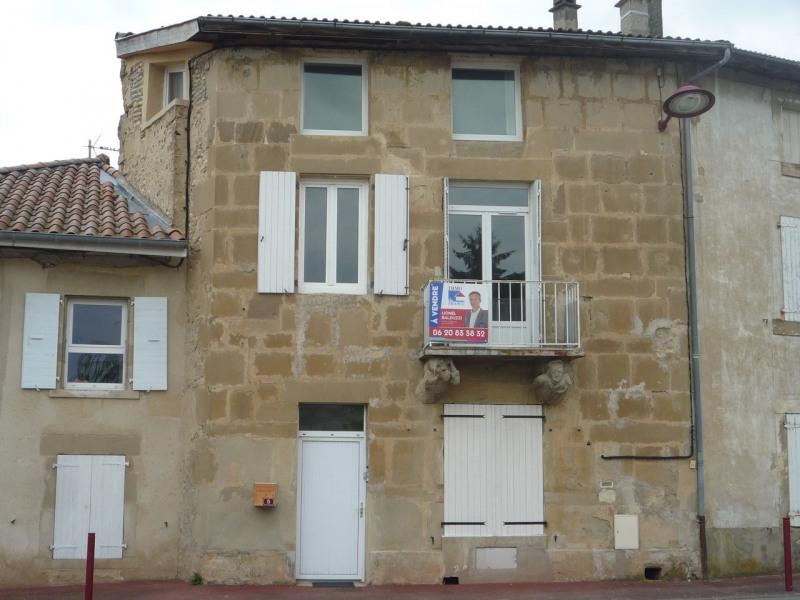 Vente maison / villa Saint-paul-lès-romans 107400€ - Photo 1
