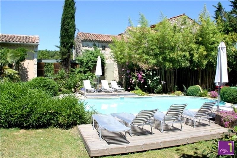 Immobile residenziali di prestigio casa Barjac 720000€ - Fotografia 1