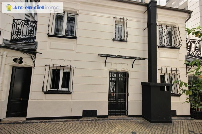 Rental house / villa Paris 17ème 2295€ CC - Picture 2