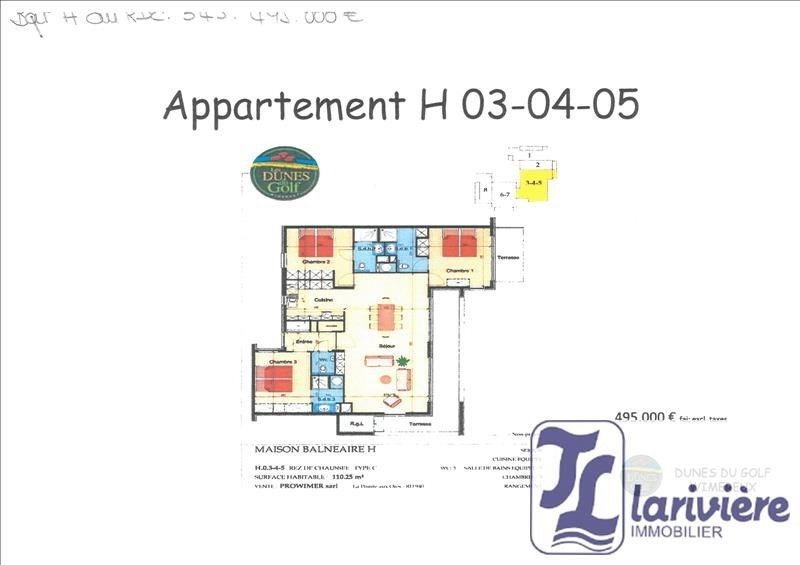 Vente appartement Wimereux 495 000€ - Photo 8