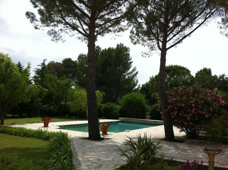 Verkauf von luxusobjekt haus Entraigues sur sorgues 783750€ - Fotografie 4