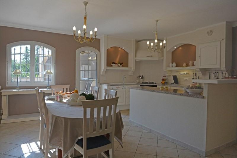 Revenda residencial de prestígio casa Tourrettes 895000€ - Fotografia 28
