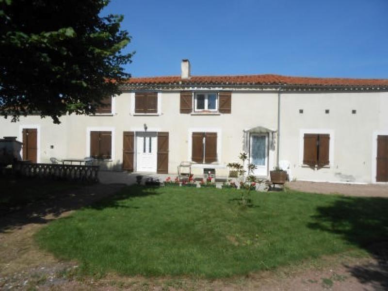 Sale house / villa Aulnay 136320€ - Picture 8