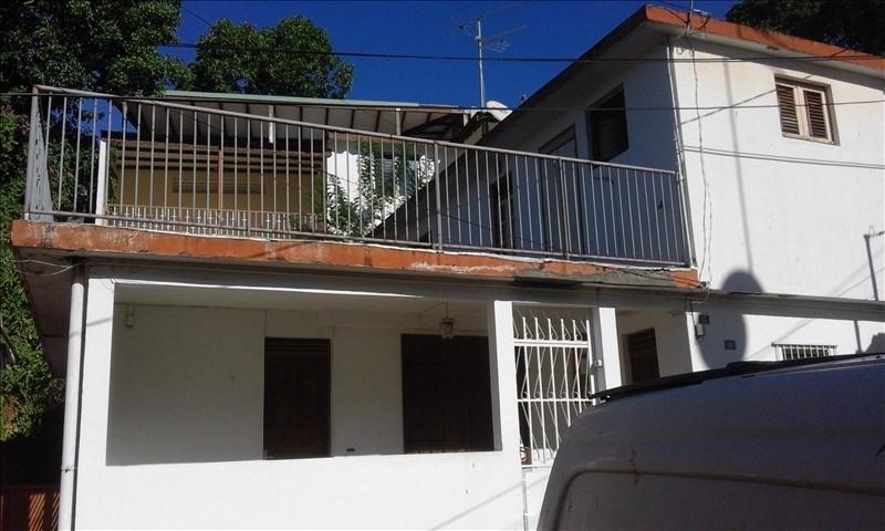 Producto de inversión  edificio Basse terre 190000€ - Fotografía 1