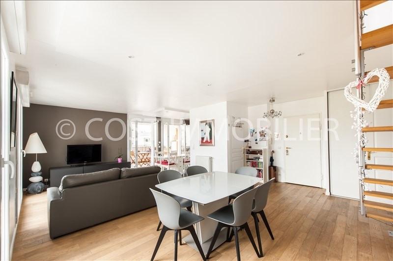 Verkoop  appartement Asnieres sur seine 495000€ - Foto 5