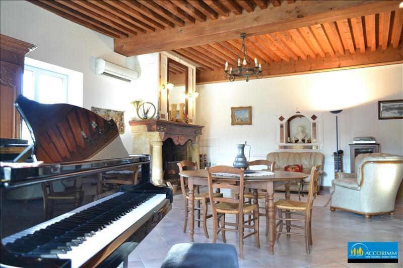Vente de prestige maison / villa St pierre de chandieu 539000€ - Photo 4
