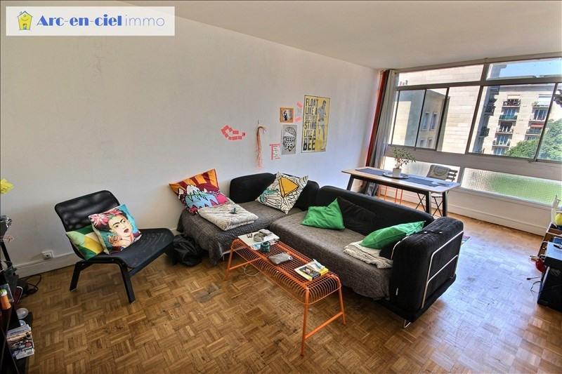 Sale apartment Paris 15ème 449000€ - Picture 2