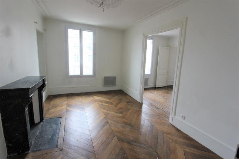 Vente appartement Paris 17ème 735000€ - Photo 3