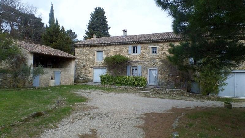 Vente maison / villa Chantemerle-lès-grignan 495000€ - Photo 3
