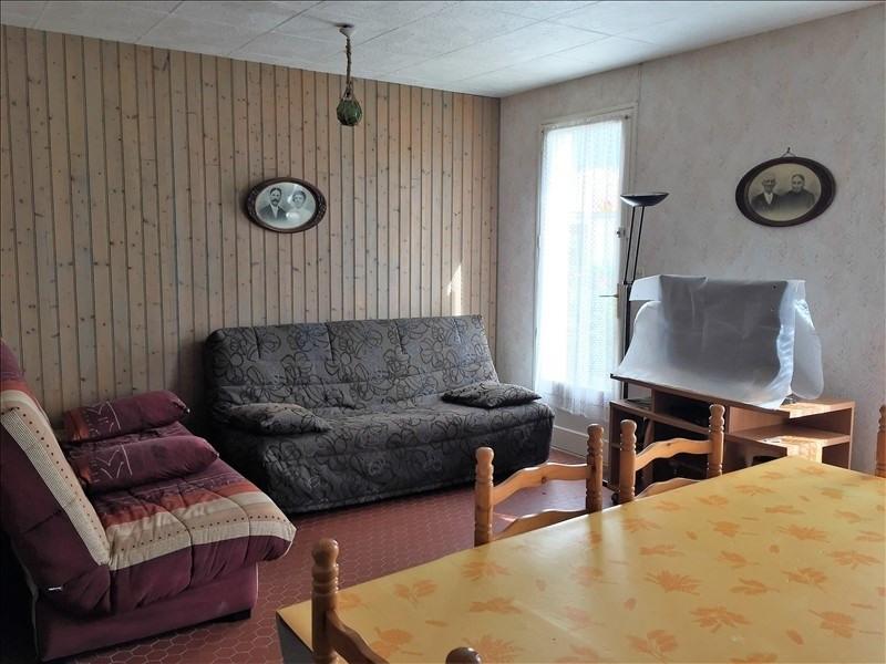 Sale house / villa St vincent sur jard 166400€ - Picture 5