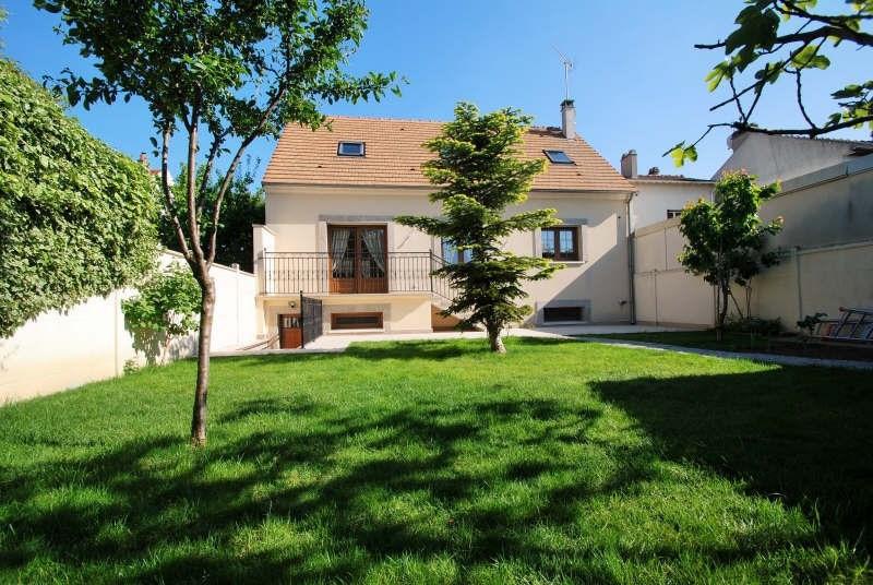 Vente maison / villa Bezons 515000€ - Photo 1