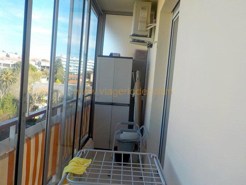 Vitalicio  apartamento Juan-les-pins 120000€ - Fotografía 6