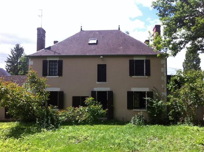 Sale house / villa Jars 140000€ - Picture 1