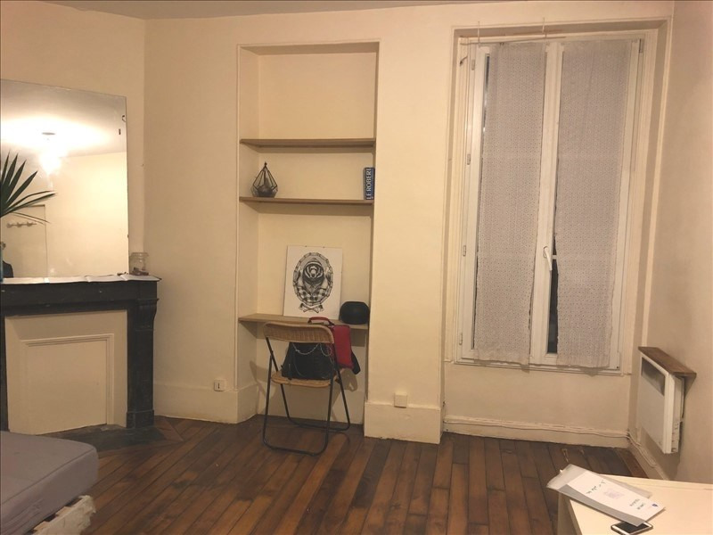 Rental apartment Asnieres sur seine 670€ CC - Picture 1