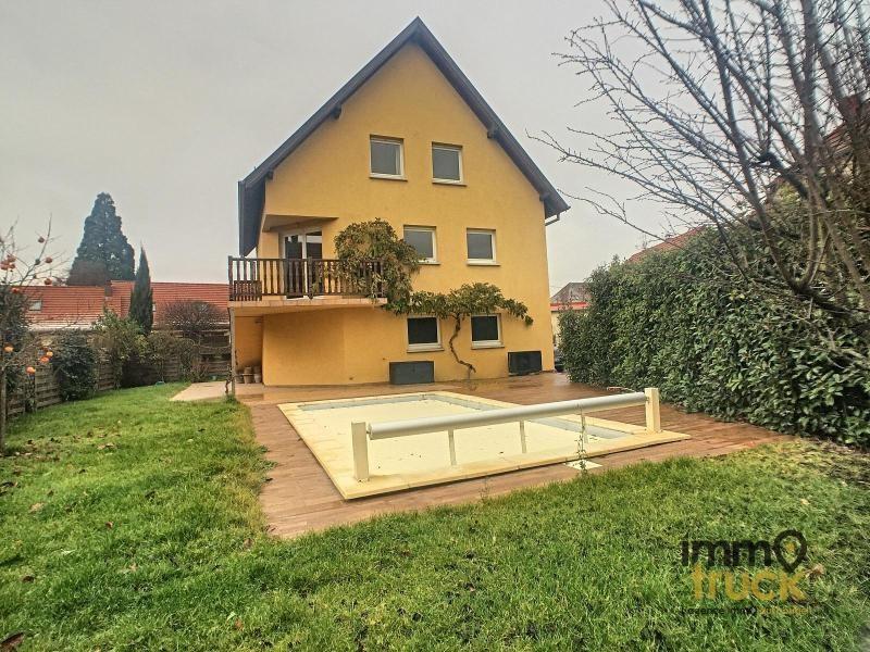 Продажa дом Bourgheim 318150€ - Фото 4