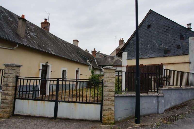Sale house / villa Ivoy le pre 50000€ - Picture 1