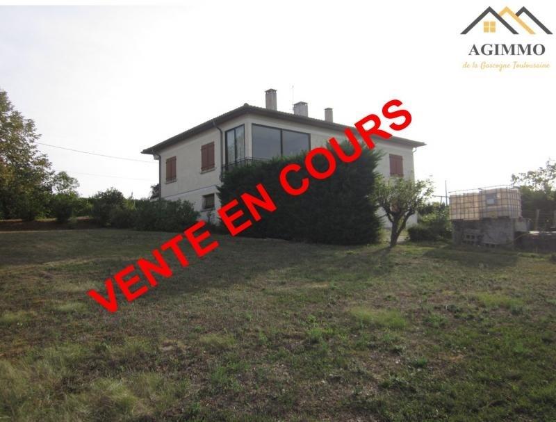 Vente maison / villa L isle jourdain 320000€ - Photo 1