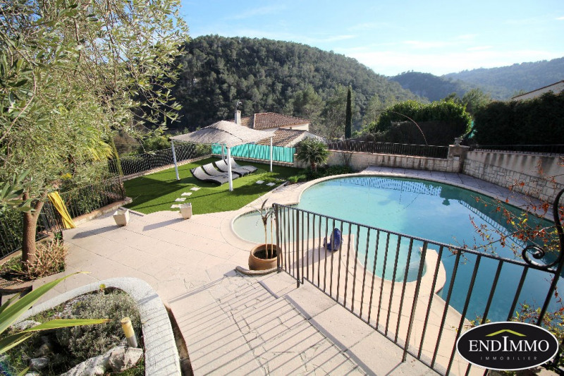 Deluxe sale house / villa La colle sur loup 995 000€ - Picture 1