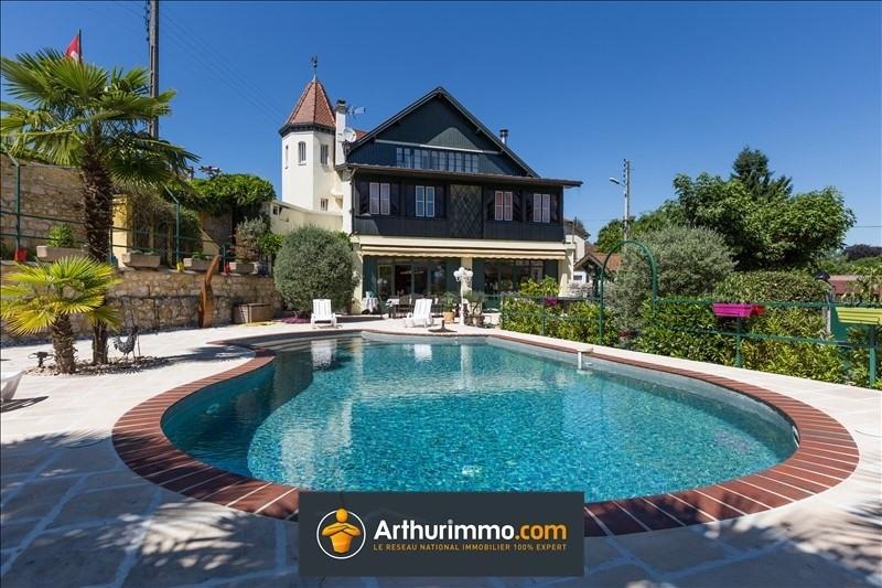Deluxe sale house / villa Belley 684000€ - Picture 1
