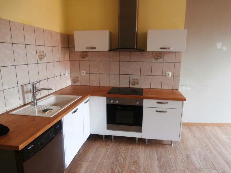 Rental apartment Proche dest amans soult 480€ CC - Picture 3