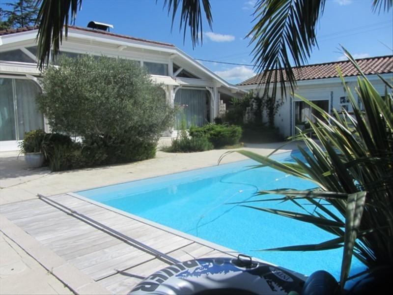 Deluxe sale house / villa St pee sur nivelle 630000€ - Picture 2