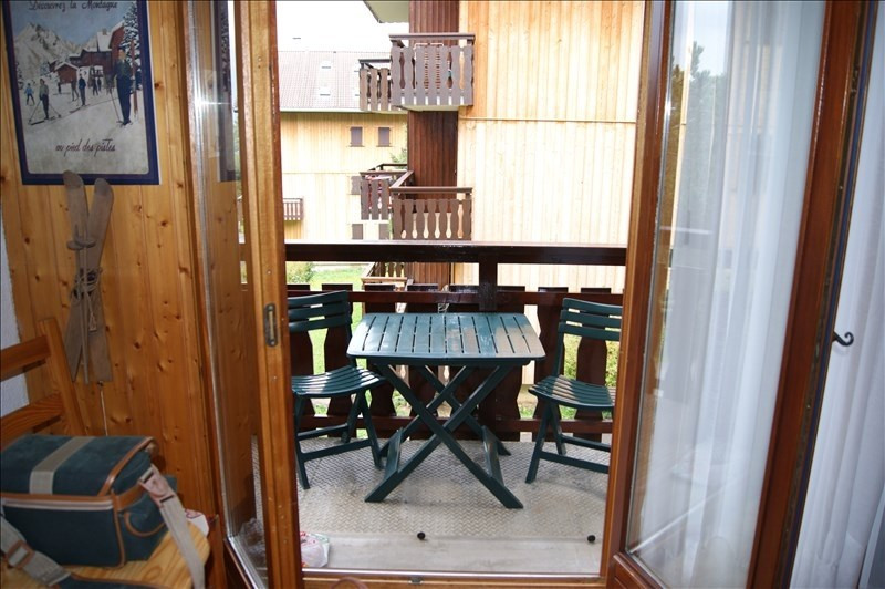 Sale apartment Mont saxonnex 54500€ - Picture 1